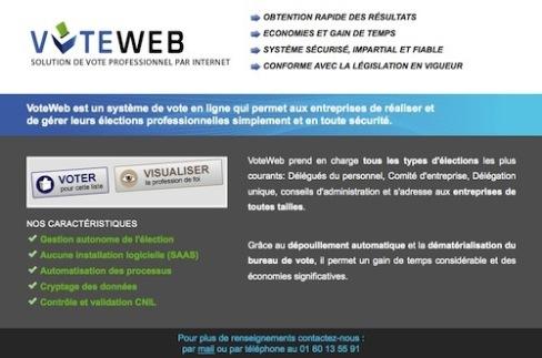 vote lectronique solution d 39 lection professionnelle en ligne vote web. Black Bedroom Furniture Sets. Home Design Ideas