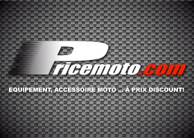 Site e-commerce du magasin Pricemoto