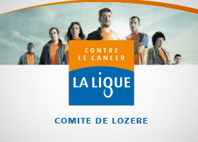 Site Internet la Ligue Conte le Cancer 48