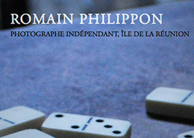 Site Internet Photographe Romain Philippon